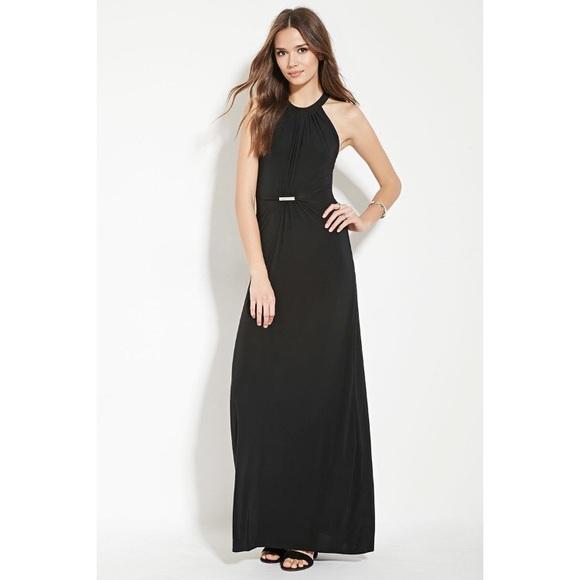 Contemporary Maxi Dress
